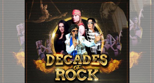 Todo listo para el Decades Of Rock que llegará en streaming y presencial