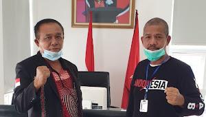 """Ketum PMS Kunjungi Kantor DPD PDIP Sumut,Soetarto """"Siap Membantu Untuk Menindaklanjuti Masalah Kiki Handoko Sembiring"""""""