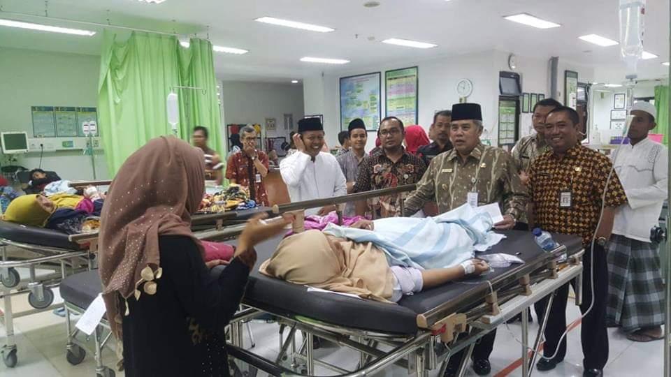 Sampel Makanan Penyebab Keracunan Puluhan Santri di Kebumen Dikirim ke Semarang