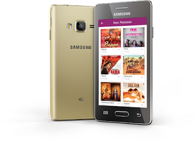 TIZEN: Samsung Z2 Has Been Launched with it's own OS