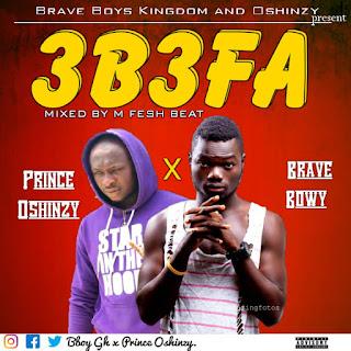B Boy x Oshinzy - 3b3fa (Mixed by M-fresh Beatz)