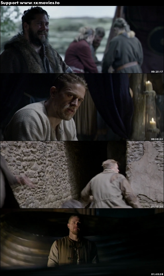 King Arthur Legend of the Sword 2017 English 480p WEB-DL 350MB