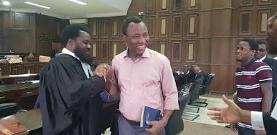 BREAKING NEWS!!!: Court Grants Sowore, Bakare Bail