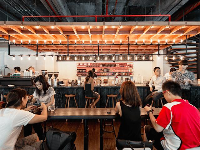 Tour singapore malaysia 2019 2020: Các quán cà phê thịnh hành ở Singapore