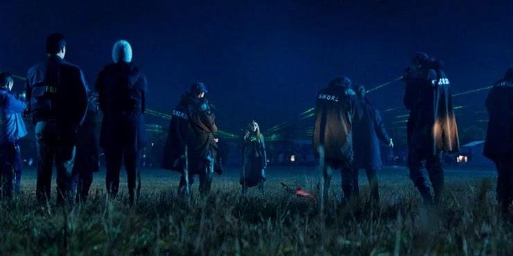 «Ванда/Вижн» (2021) - все отсылки и пасхалки в сериале Marvel. Спойлеры! - 54