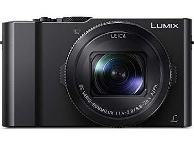 Panasonic Lumix LX10/LX15 Camera Review
