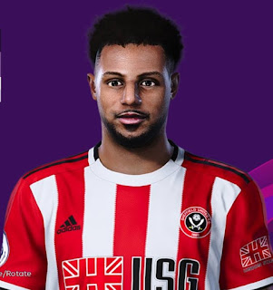 PES 2020 Faces Lys Mousset by Rachmad ABs