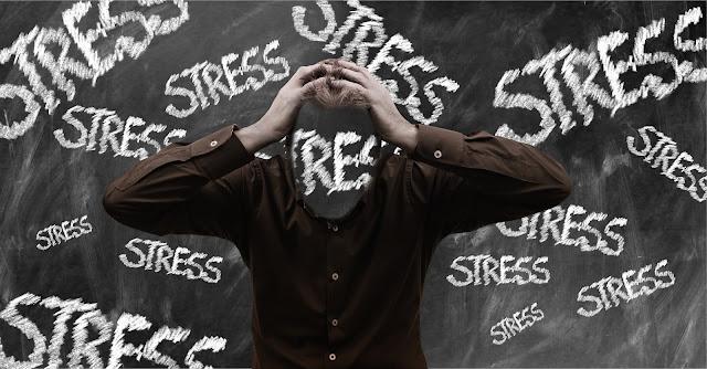 Olin todella stressaantunut ja uupunut ketogeenisen ruokavalion aikana. Reseptien etsiminen ja ruokien valmistus todella kuormitti elämää (Kuva: Pixabay)