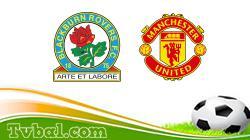 Blackburn vs Man Utd