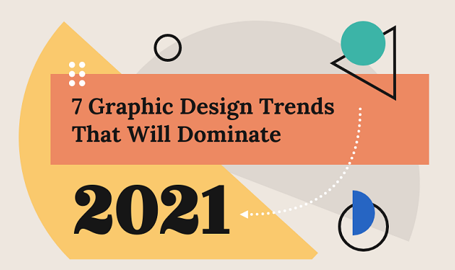 Graphic design trends in 2021