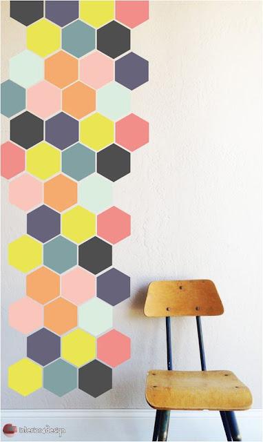 Painting Geometric Shapes 7