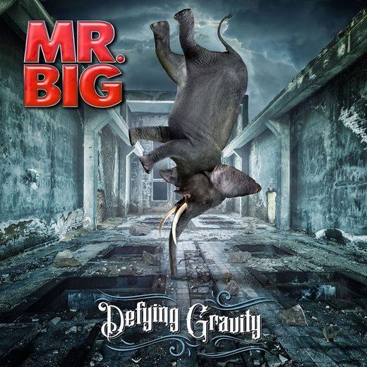 MR. BIG - Defying Gravity (2017) full