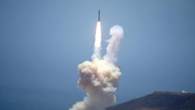 EEUU realiza prueba para interceptar misiles norcoreanos