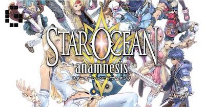 STAR OCEAN -anamnesis- v1.3.1 Mod Apk (Unlimited Mana)