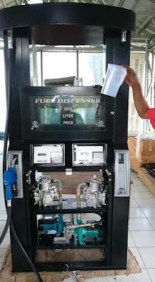 mesin pom mini pertamini assy meter