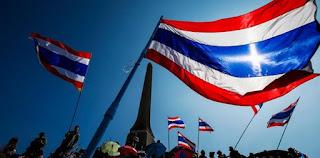 Protes Memuncak, Rakyat Minta Thailand Menjadi Negara Republik