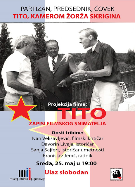 TITO, kamerom Žorža Skrigina