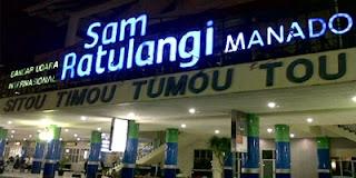 Bandara Manado Samratulangi