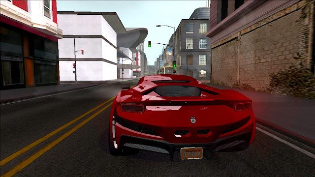 Enhanced ENB For GTA San Andreas Low End Pc