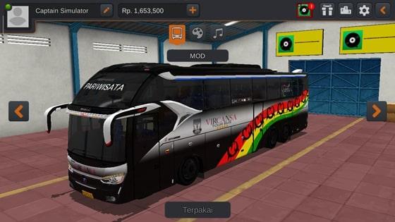 Livery SR2 XHD Scania K410 Vircansa