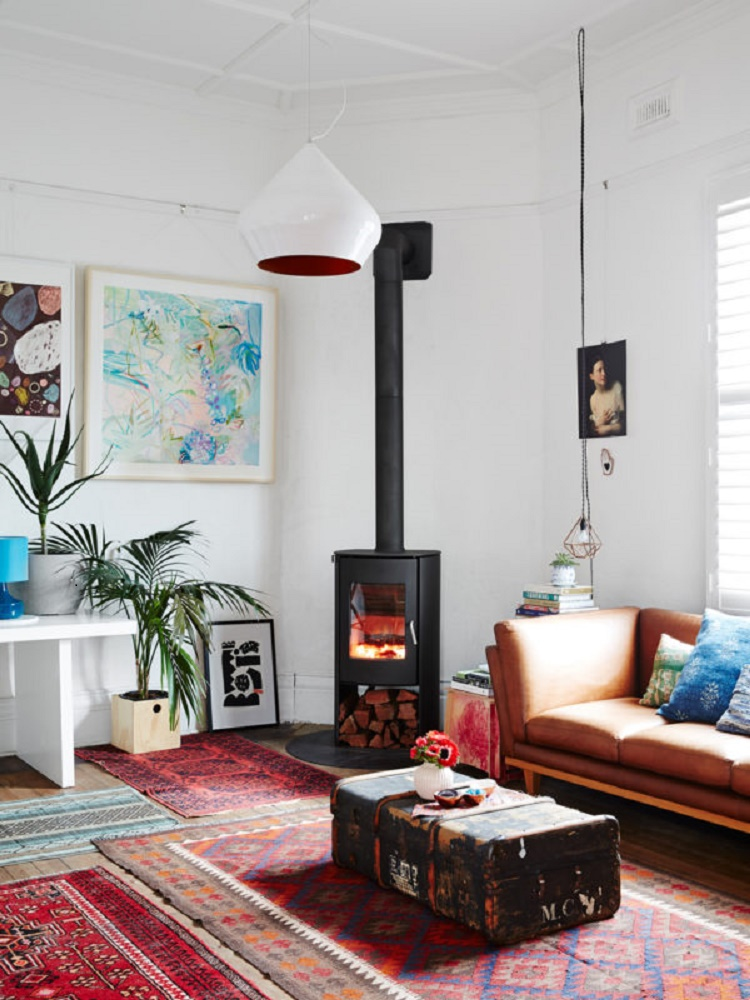 The Artful Home of Paula Mills The