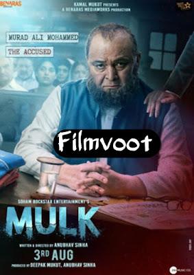 mulk 2018 full movie download pagalworld 480p