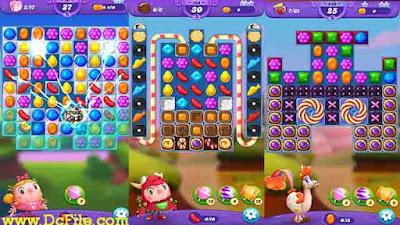 Candy Crush Friends Saga APK Free Download