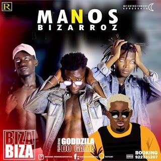 Manoz Bizarroz-Biza- Feat Godzila do Game