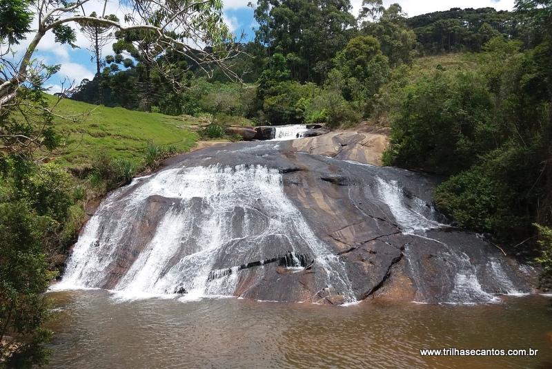 Cachoeira do Cruzeiro - Gonçalves, MG