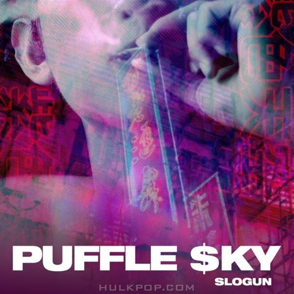 Slogun – PUFFLE SKY – Single