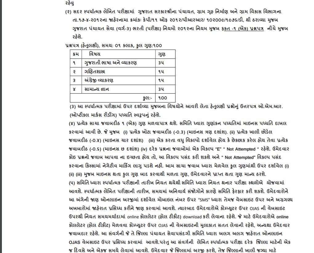 Paper exam pdf mantri talati