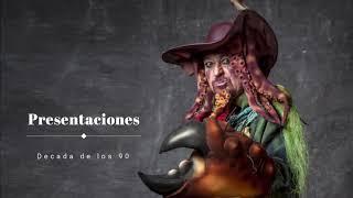 Las Presentaciones de las Chirigotas de Manolo Santander Cahué de la decada de los 90 (1996-1999)