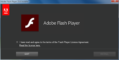 Free Download Adobe Flash Player 27.0.0.170 Offline Installer Standalone
