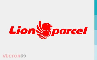 Lion Parcel Logo - Download Vector File SVG (Scalable Vector Graphics)