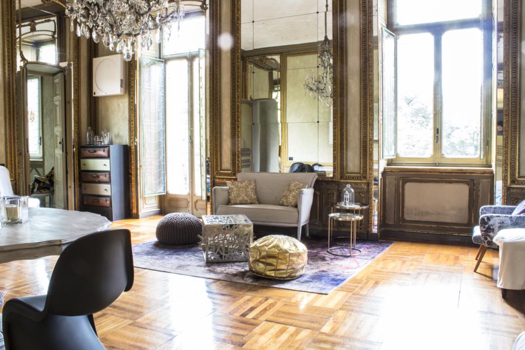 Nella Suite Matteotti, l'Ottocento respirato in modo ...