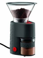 bodum grinder stopped working