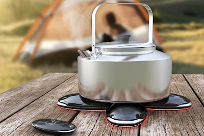 Creative Camping Stoves and Innovative Portable Cookers (15) 15