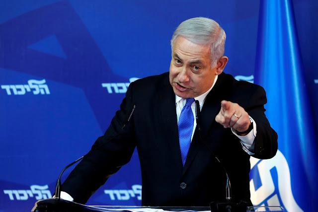 PM Israel Netanyahu Janji Caplok Tepi Barat Palestina dalam Beberapa Bulan