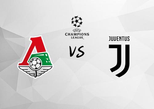 Lokomotiv Moscú vs Juventus  Resumen y Partido Completo