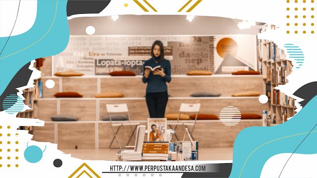Profil Perpustakaan Desa Wonokromo, Desa Wonokromo, Bantul Yogyakarta