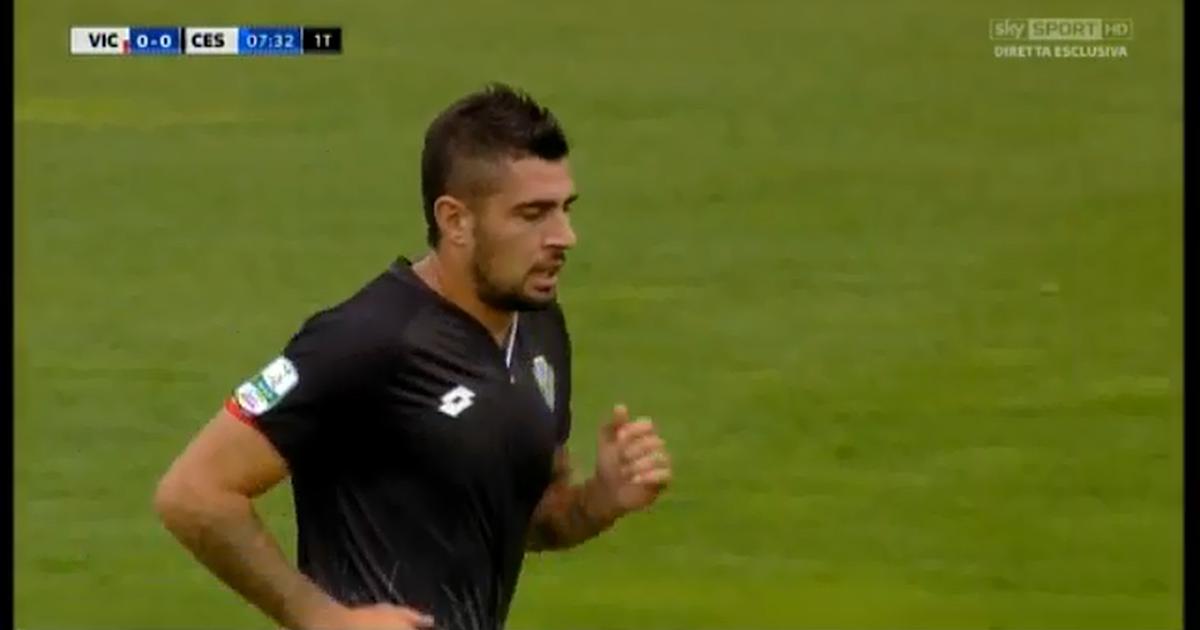 Vicenza - Cesena 0-0 8° giornata Serie B 16/17