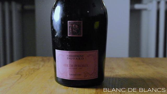 Champagne Dotard Œil de Perdrix - www.blancdeblancs.fi