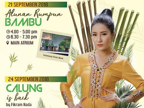 Bamboo Festival 2018 Bandung