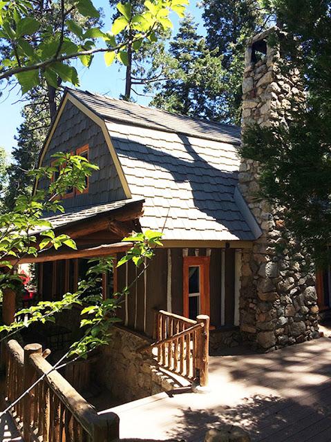 log cabin, real estate, california, lake arrowhead, mountain cabin