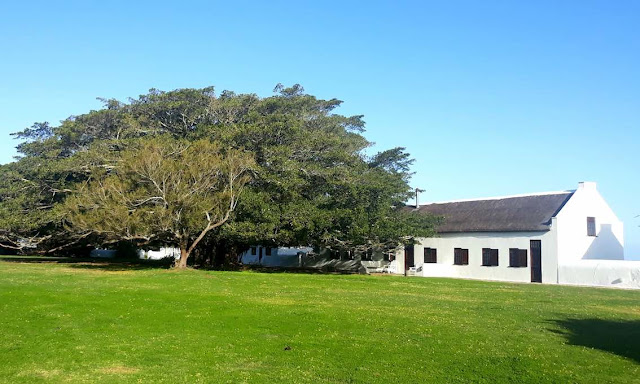 The Opstal Manor House Sunset at the De Hoop Nature Reserve