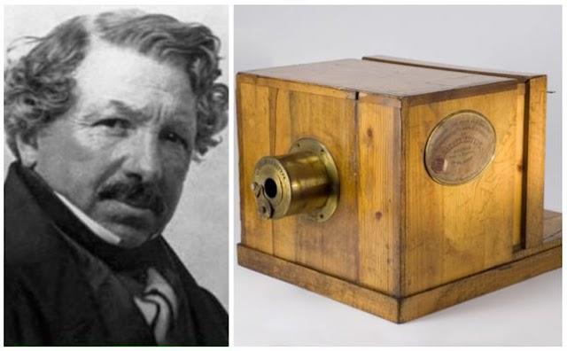 تعرف على الشخص الذي اخترع الكاميرا