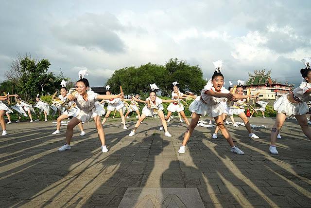 DSC02219 - 熱血採訪│2016首屆台中國際踩舞祭超夯登場,文華高中快閃高美濕地