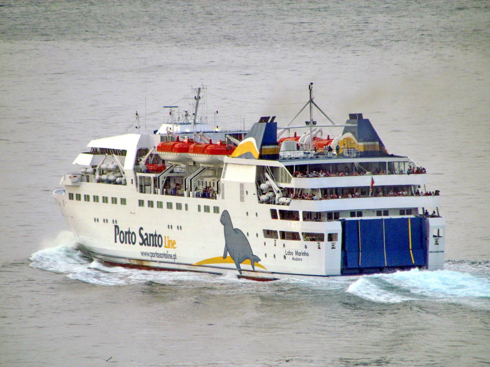 another trip to Porto Santo