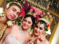 Ramalan Pernikahan Raffi Ahmad dan Nagita Slavina