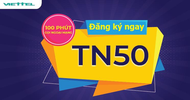 Gói TN50 Viettel